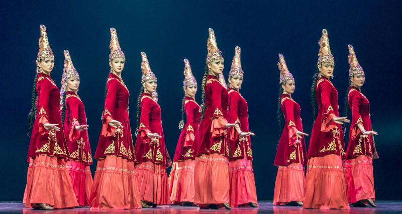 BWW Review: THE ASTOUNDING ASTANA BALLET at The Saban Theatre