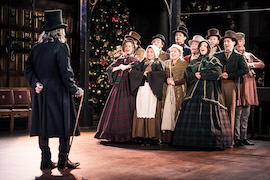 Guest Blog: Director Ben Horslen On A CHRISTMAS CAROL at Middle Temple Hall