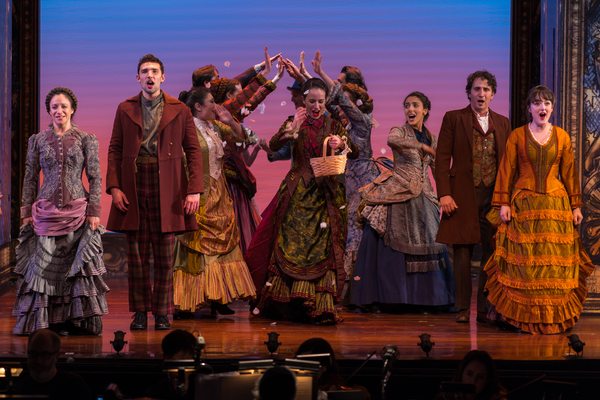 Photo Flash: First Look at theNational Yiddish Theatre Folksbiene's THE SORCERESS