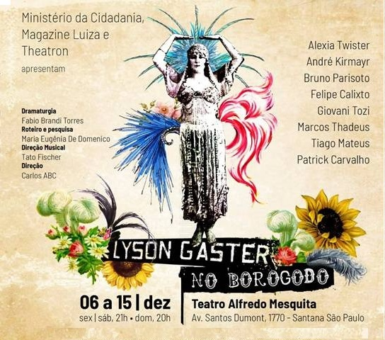 BWW Review: Musical LYSON GASTER NO BOROGODO Pays Tribute to Acclaimed Revue Theater Actress