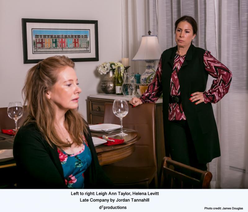 BWW Interview: Helena Levitt of LATE COMPANY at Segal Centre Studio