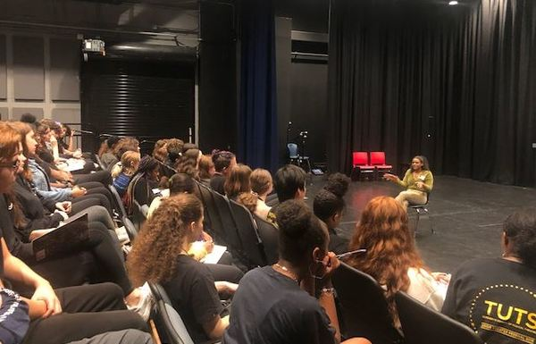 Photo Flash: Kinder High School for the Performing and Visual Arts November Events