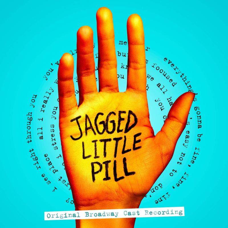 BWW Album Review: JAGGED LITTLE PILL Scratches and Burns
