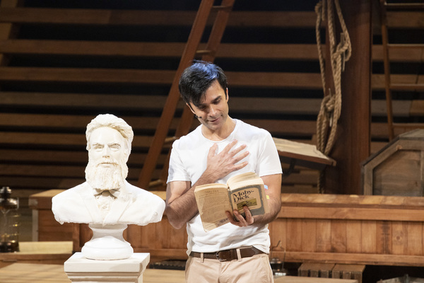Photos: Dave Malloy's MOBY-DICK Sets Sail At American Repertory Theater