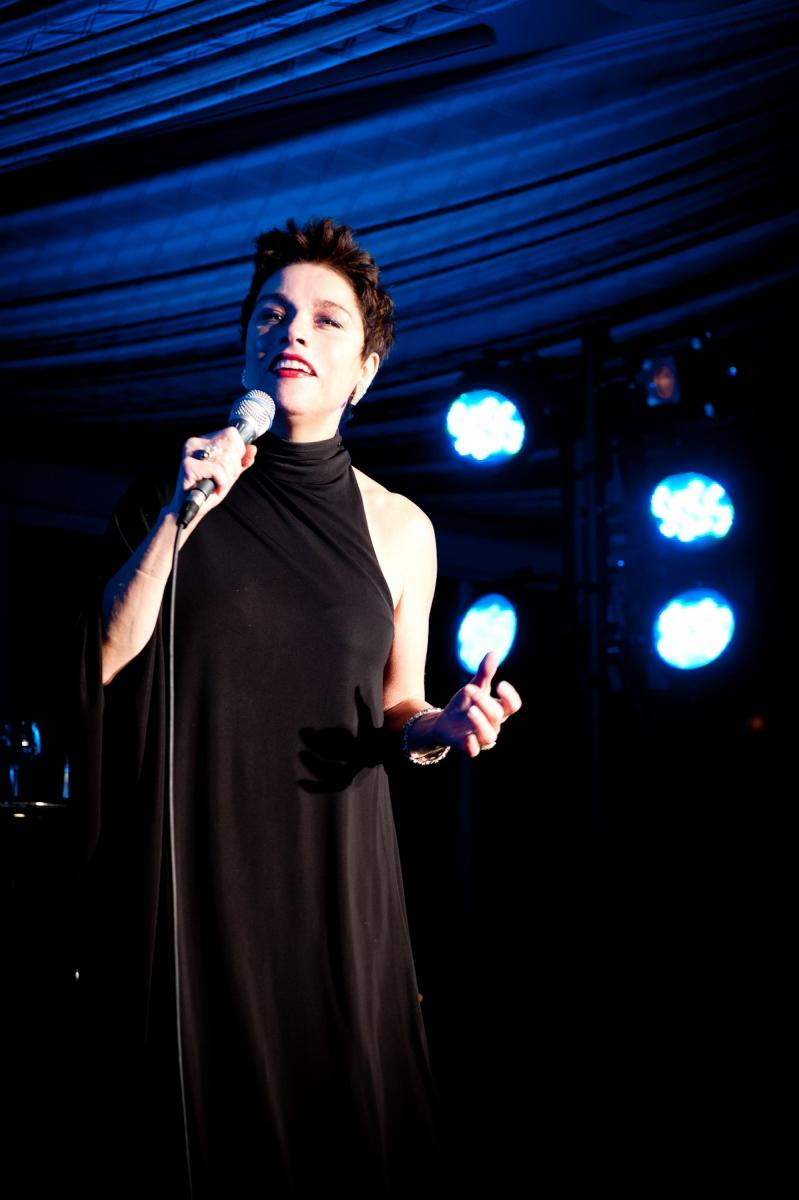 BWW Interview: Christine Andreas of HERE'S TO THE BROADWAY LADIES at On Stage At Kingsborough