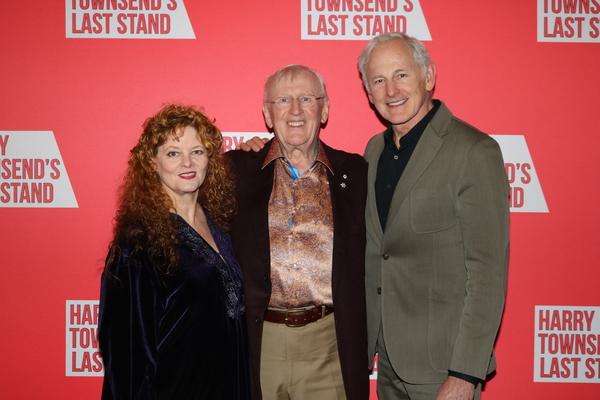 Sarah Rice, Len Cariou and Victor Garber Photo