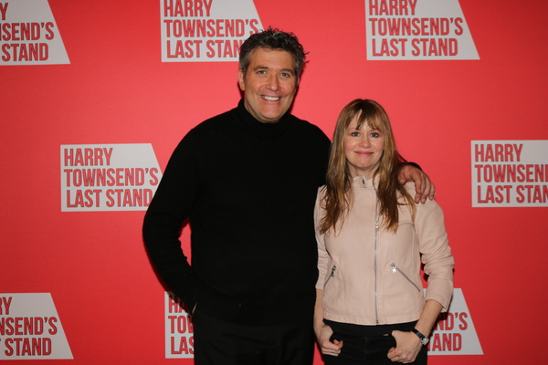 Photo Coverage: HARRY TOWNSEND'S LAST STAND Celebrates Opening Night