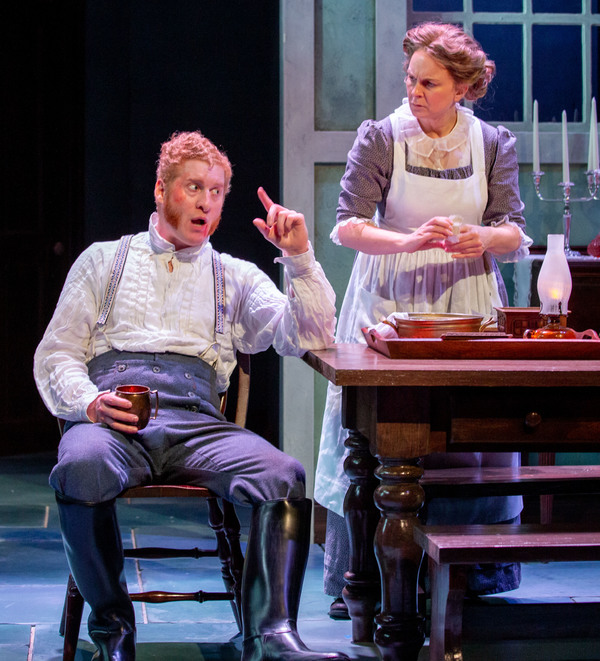Photos: Merrimack Repertory Theatre Presents THE WICKHAMS: CHRISTMAS AT PEMBERLY