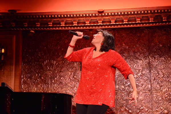 Photo Coverage: Norm Lewis, Beth Leavel & More Preview Holiday Shows at Feinstein's/54 Below!