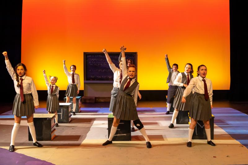 Photo Flash: Check out Photos of MATILDA THE MUSICAL at Bainbridge Performing Arts