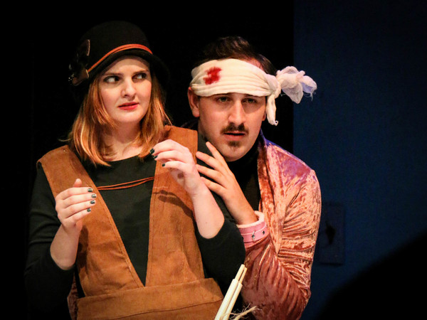 Photos: Take a Look at All Beaches Experimental Theatre's TWELFTH NIGHT