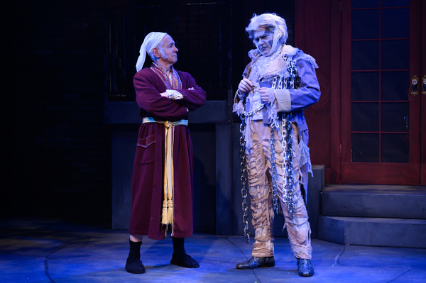 Photo Flash: Check Out Production Photos for 42nd Street Moon's SCROOGE IN LOVE!