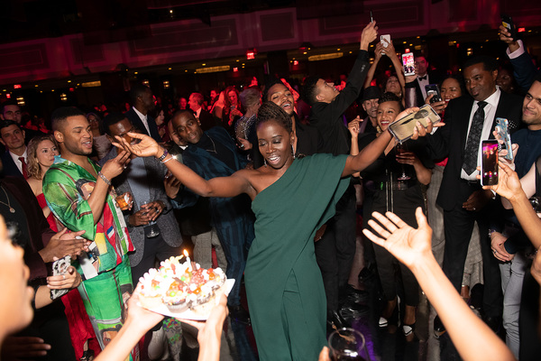 Photo Flash: Inside Alvin Ailey Dance Theater 2020 Opening Night Benefit At City Center