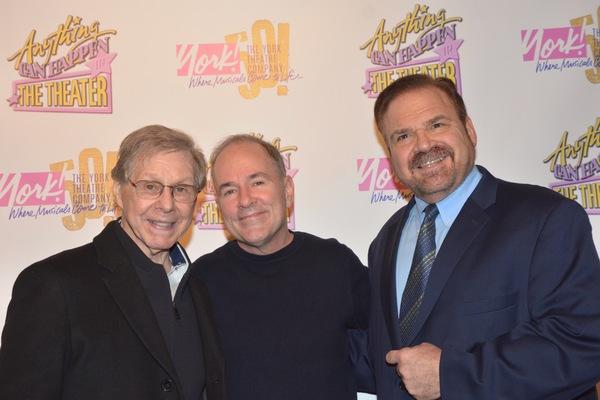 Maury Yeston, Stephen Flaherty and Gerard Alessandrini