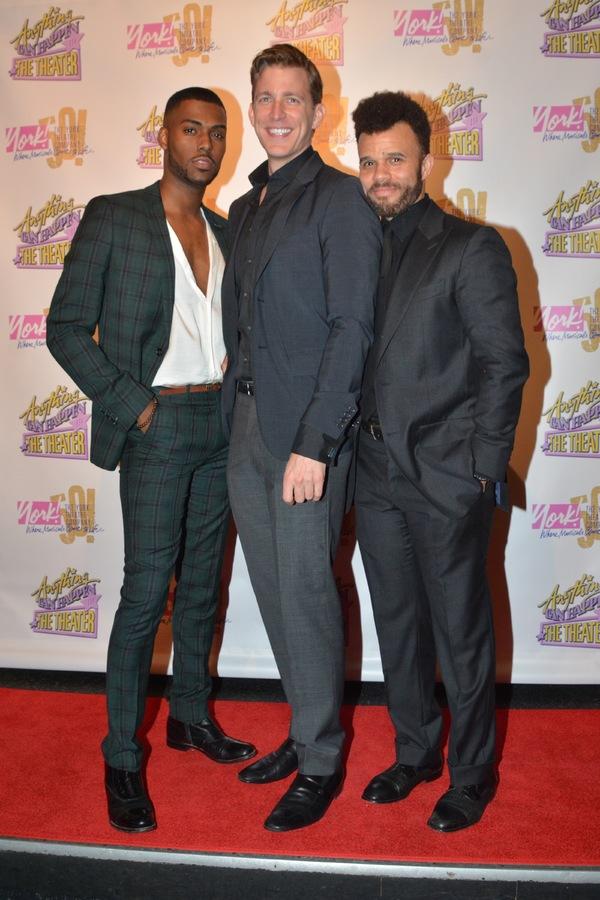 Jovan E'Sean, Benjamin Eakeley and Justin Keyes Photo