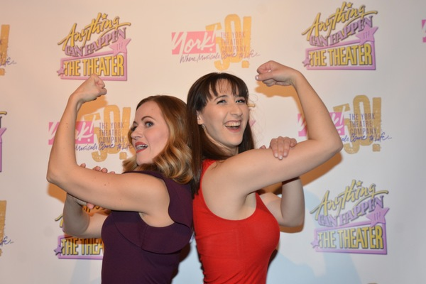 Photo Coverage: ANYTHING CAN HAPPEN IN THE THEATER: THE MUSICAL WORLD OF MAURY YESTON Opens at The York Theatre