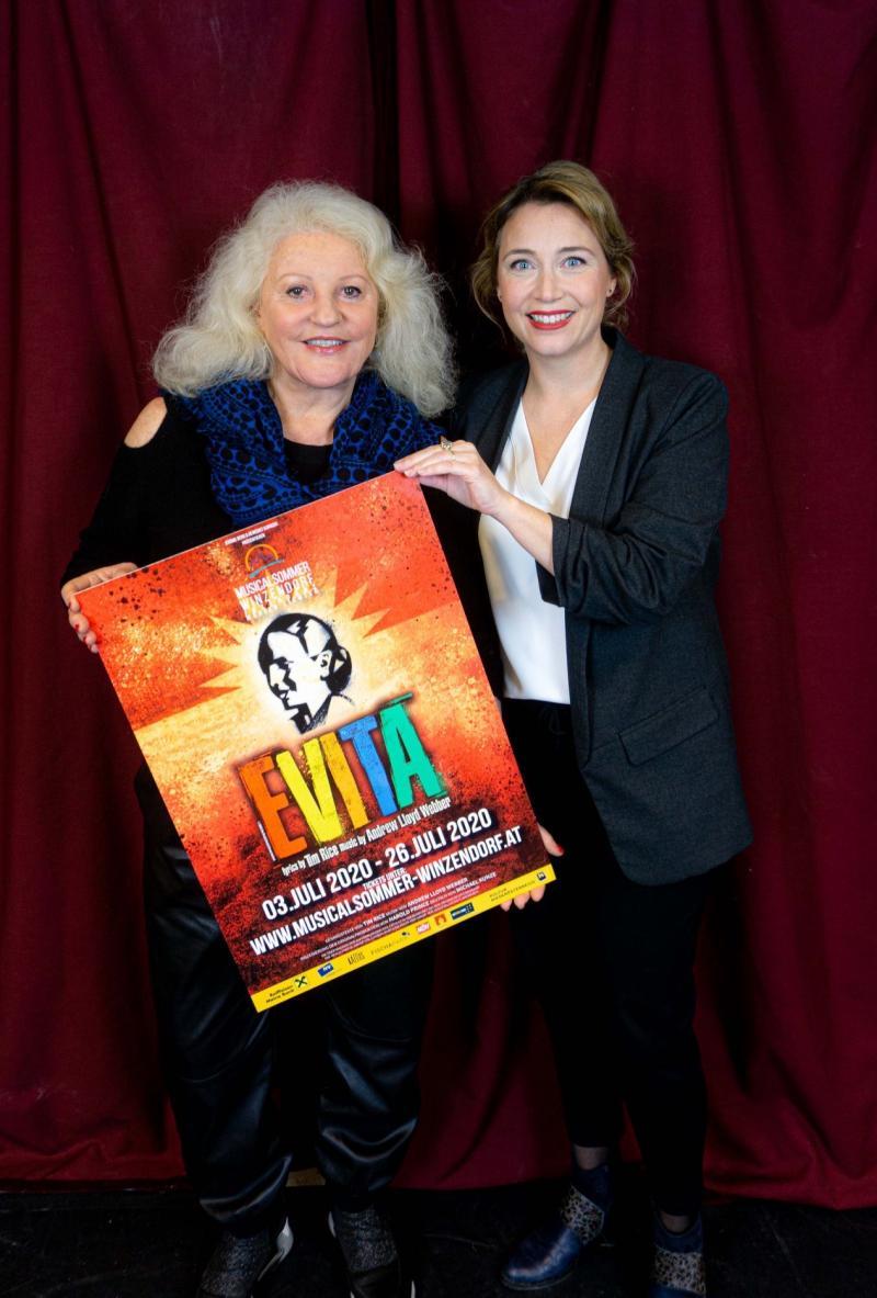 BWW Previews: EVITA at Musicalsommer Winzendorf