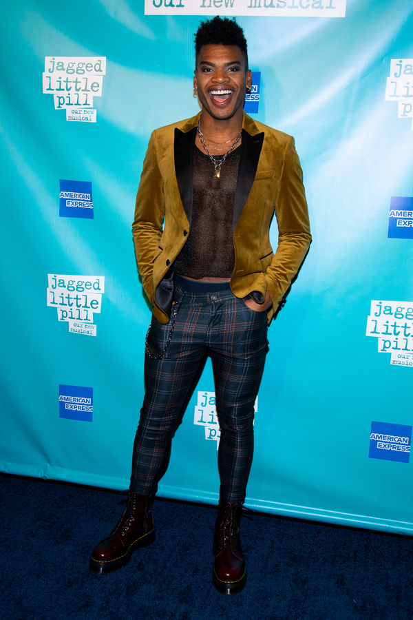 Photo Coverage: JAGGED LITTLE PILL Cast celebrates Opening Night!