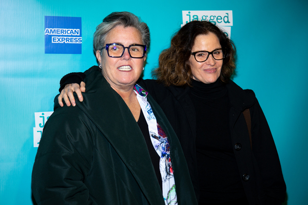 Rosie O'Donnell, Ally Sheedy