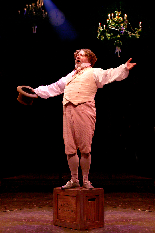 Photo Flash: North Shore Music Theatre's Production of A CHRISTMAS CAROL
