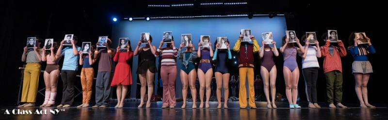 Photo Flash: A Class Act NY's Productions Of A CHORUS LINE