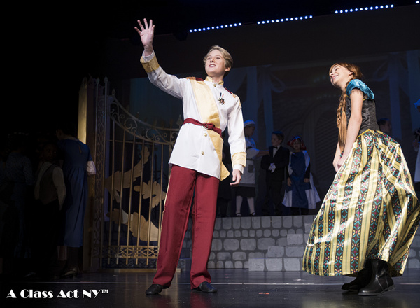 Photo Flash: A Class Act NY'sProductions Of FROZEN JR.
