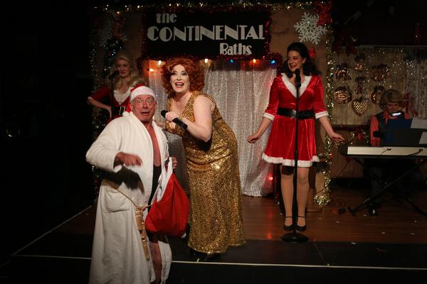 Photo Flash: Hell In A Handbag Presents BETTE: XMAS AT THE CONTINENTAL BATHS