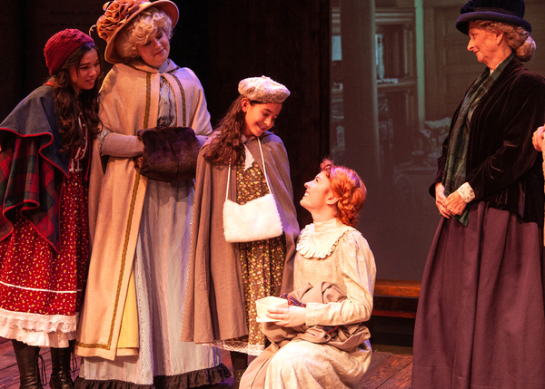 Photo Flash: ANNE OF GREEN GABLES At Chance Theater