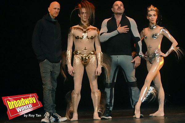 Photo Flash: MuzArts Presents THE TRIPLE BILL