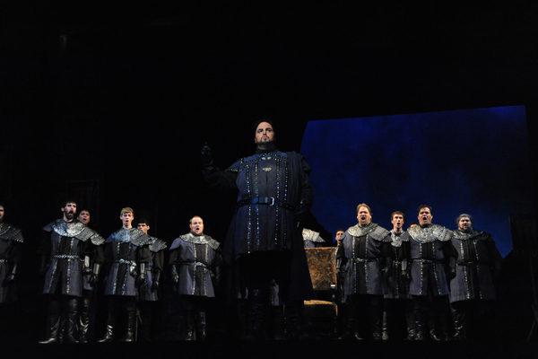 Photo Flash: Opera San José Presents IL TROVATORE
