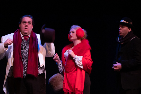 Photo Coverage: First look at Gallery Players' A GENTLEMAN'S GUIDE TO LOVE & MURDER