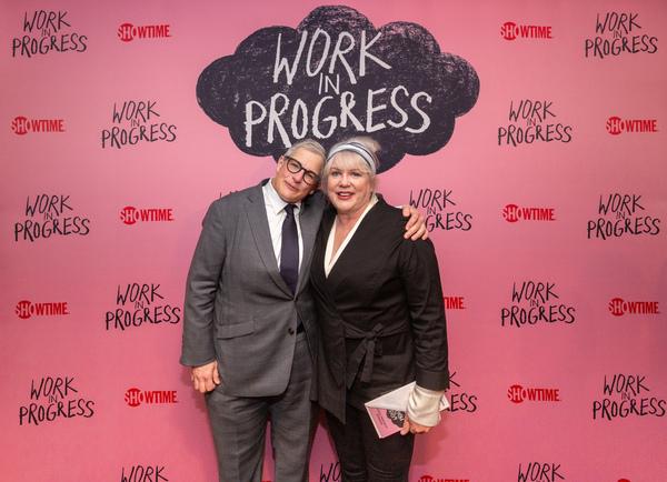 Abby McEnany and Julia Sweeney Photo