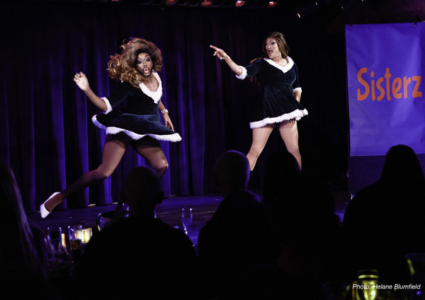 Photo Flash: KRACKED KRISTMESS 2019 At The Laurie Beechman