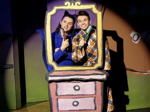 Photo Flash: First Look At Salt Lake Acting Company's Utah Premiere Of PETE THE CAT