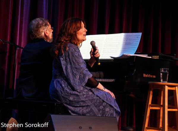 Photo Coverage: Maureen McGovern Plays The RRAZZ ROOM