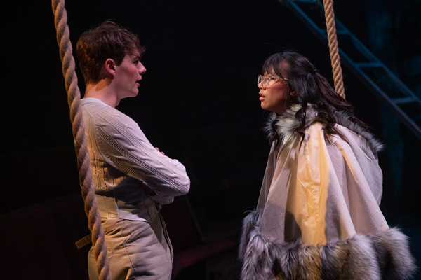 Photos: First Look At Flint Repertory Theatre's INTO THE WOODS