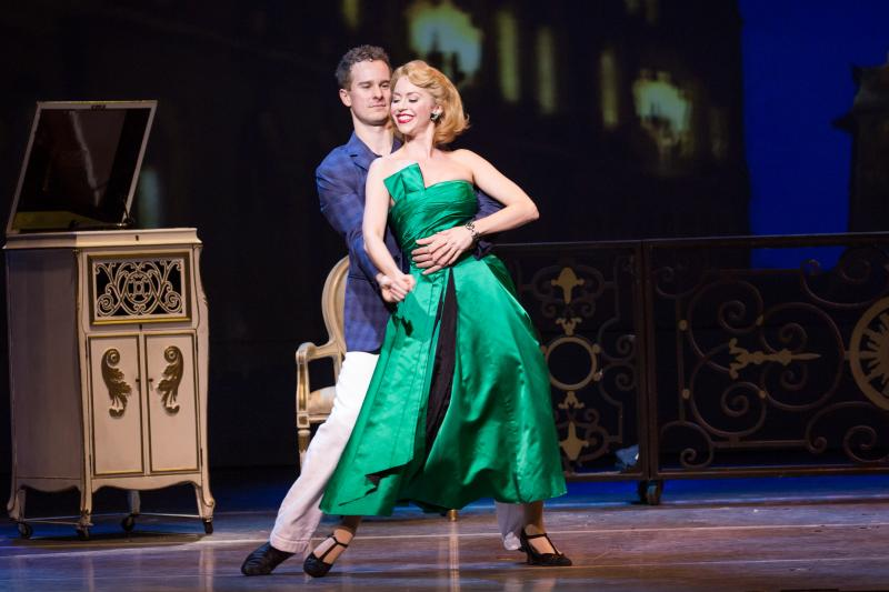 BWW Review: AN AMERICAN IN PARIS at Châtelet