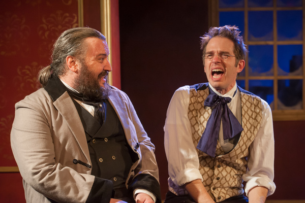 Photo Flash: First Look at Mile Square Theatre's A MERRY LITTLE CHRISTMAS CAROL
