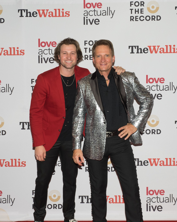 Jon Robert Hall and Rex Smith Photo