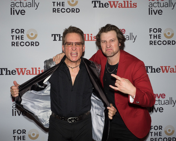 Rex Smith and Jon Robert Hall Photo