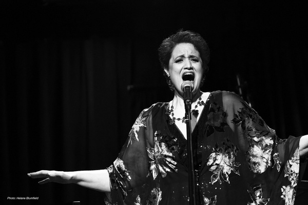 Photo Flash: Regina Zona BECOMING...THE Queen 2.0 At The Triad
