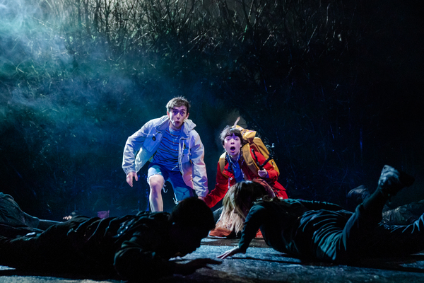 Photo Flash: First Look at THE OCEAN AT THE END OF THE LANE at the Dorfman Theatre