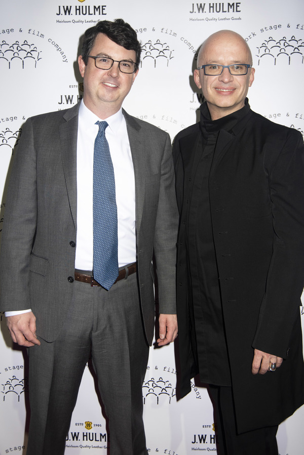 Photo Flash: New York Stage and Film Gala Honors Diana DiMenna and Tom Hulce