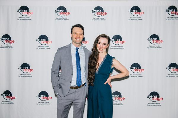 Jake Epstien and Amelia Pedlow  Photo