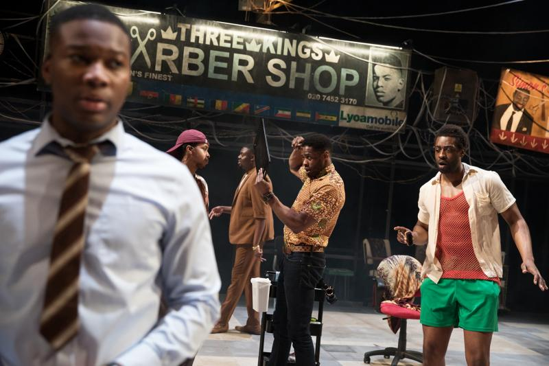 BWW Review: BARBER SHOP CHRONICLES Showcases Salons as a Beacon of Hope for Contemporary Black Men