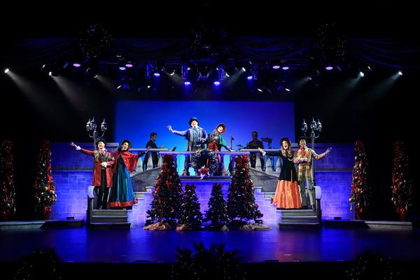 Photo Flash: Flat Rock Playhouse Presents A FLAT ROCK PLAYHOUSE CHRISTMAS
