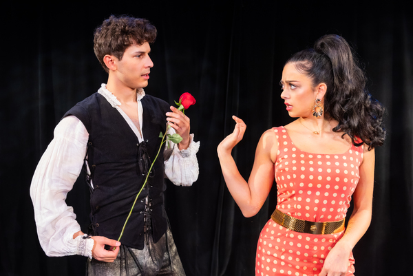 Photo Flash: Meet the Stars of ROMEO & BERNADETTE,  A MUSICAL TALE OF VERONA & BROOKLYN