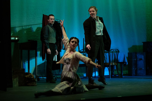 Photo Flash: First Look At THE MYSTERY OF EDWIN DROOD At Blank Theatre Company