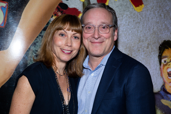 Photo Coverage: Inside Opening Night of GREATER CLEMENTS at LCT