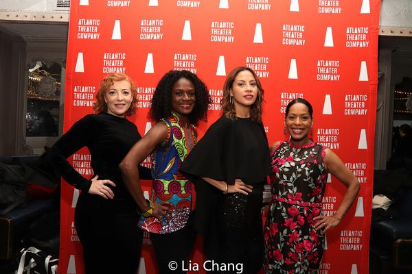 Elizabeth Canavan, Patrice Johnson Chevannes, Elizabeth Rodriguez & Liza Colón-Za Photo